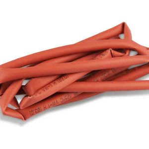 Heat shrink tube RED 3mm x 1m