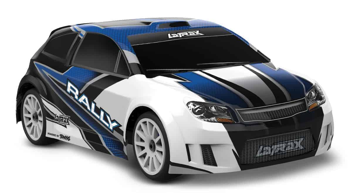 LaTrax Rally – 1/18 Scale 4WD Rally Car (by Traxxas)