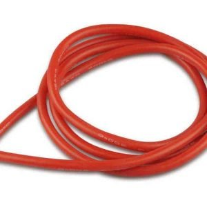 Silicone cable 4mm² x 1.000mm 12AWG (Red)
