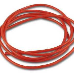 Silicone cable 0,75mm² x 1.000mm 18AWG (Red)