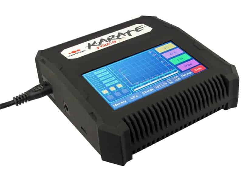 KARATE TOUCH B6 AC/DC 80W 7A color touch LCD