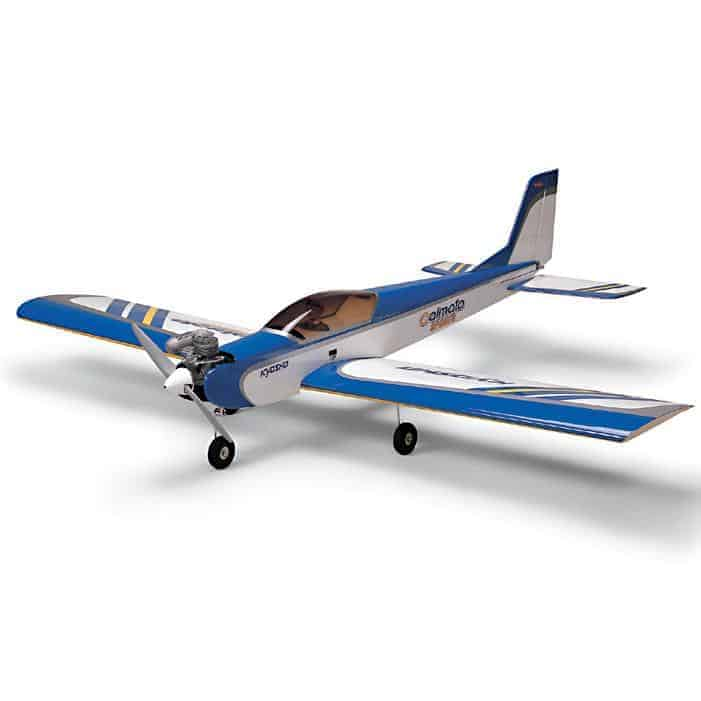 Calmato Sports 40 with engine (blue)