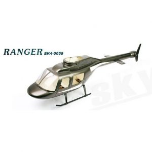 (EK4-0059) - Ranger Scale Cabin for Belt-CP