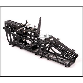 CNC and carbon Mini Titan E325 main frame
