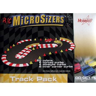 Track pack for Microsizers