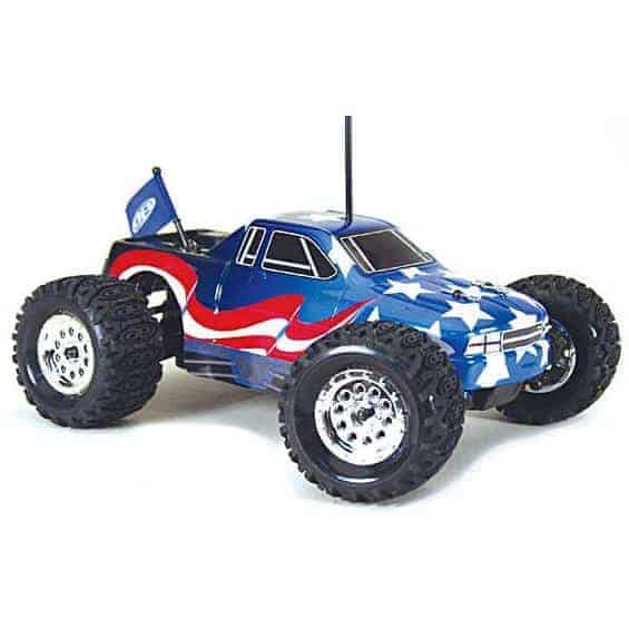 Team Associated RC18MT RTR 1/18 4WD