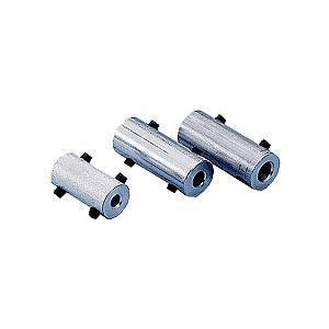 Coupling bush for 4mm diameter shafts