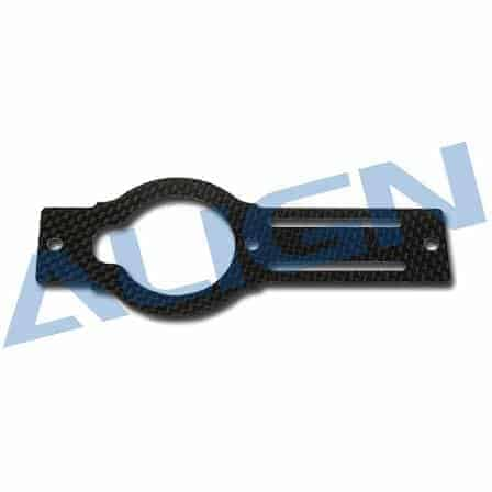 (H45029) - Carbon Bottom Plate/1.6mm  for T-Rex 450 Pro