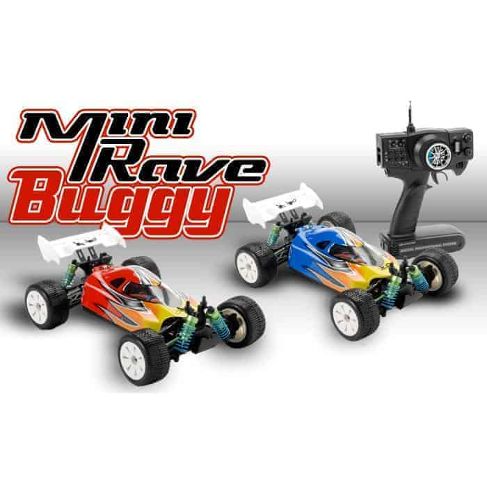 Mini Rave 1.5 BRUSHLESS Buggy 1/18 RTR
