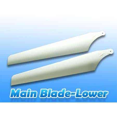 Xtreme Main Blade-Lower White (Big Lama)