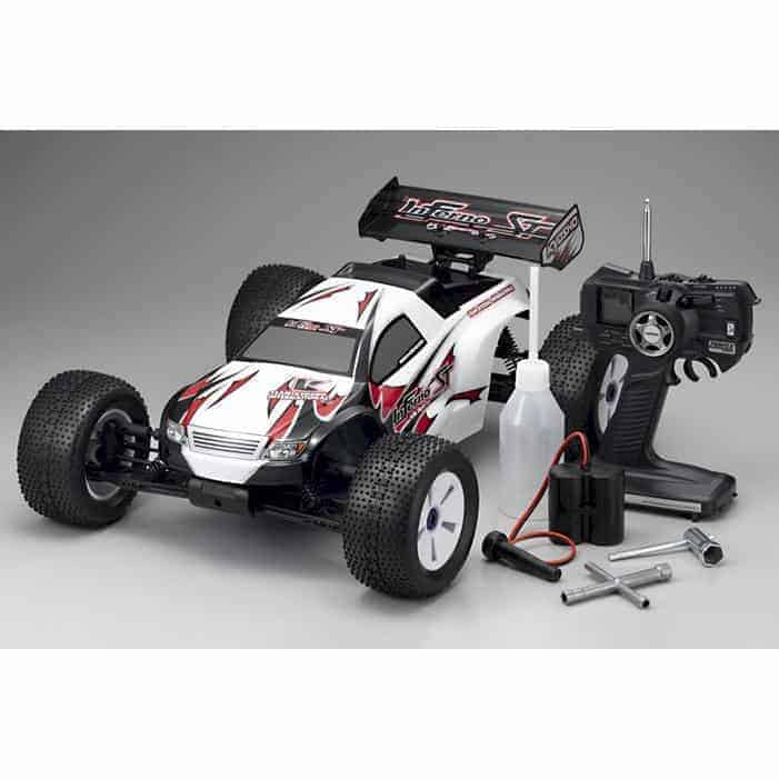 Kyosho Inferno ST-S US Sports Ready Set - (KC31354SG-B)