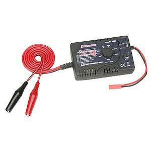 Graupner LiPo Charger 1-4 cells (100mA - 5A)