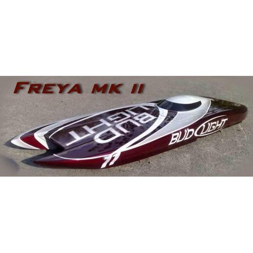 H&M Freya MK2 - White (hull only)