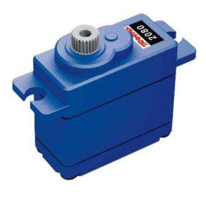 (TRX-2080) - Servo Micro Waterproof - 1/16 E-Revo