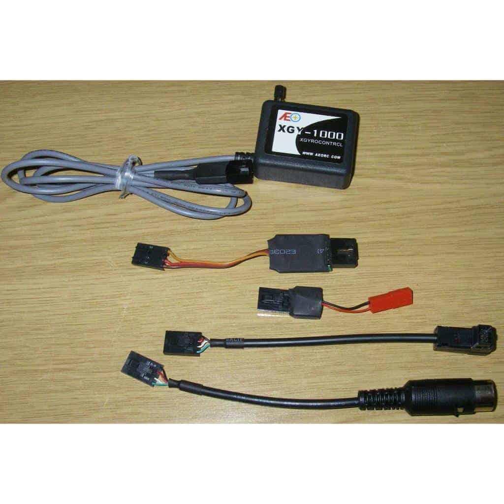 XGY-1000 Advanced Head-Movement-Tracker Gyro