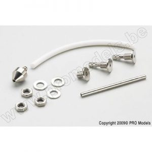 Fuel Tank hardware (1set)