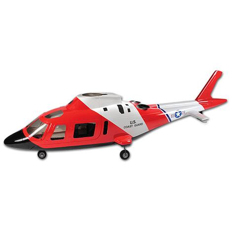 (HF5004) - AGUSTA A-109 500 Size Scale Fuselage