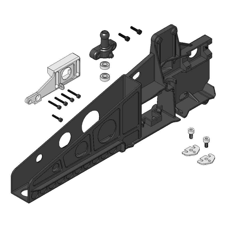 (MUL-223016) - Chassis set