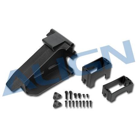 (H70048) - Main Frame Parts for T-Rex 700E
