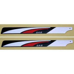 320mm SAB Carbon blades R-V2