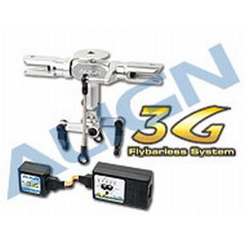 (H25103) - 250 3G Programmable Flybarless System/Silver