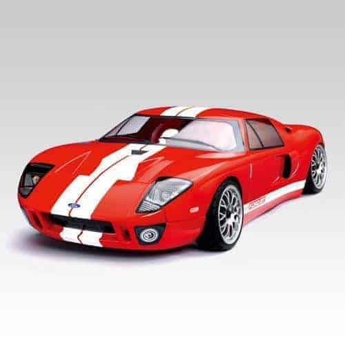 Thunder Tiger Sparrowhawk VX Ford GT RTR 2.4GHz