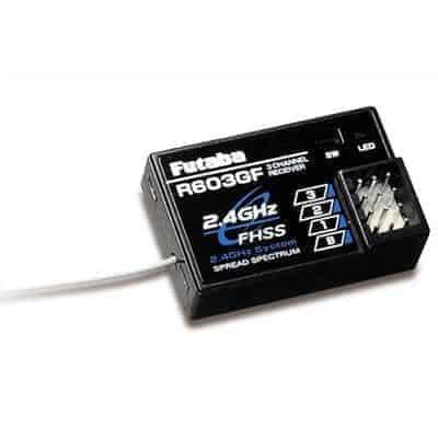 Futaba R603GF FHSS 2.4GHz