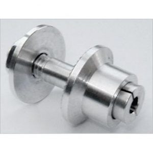 Hyperion 5.0mm EXTRA LONG Collet ADAPTER M6 (EP)