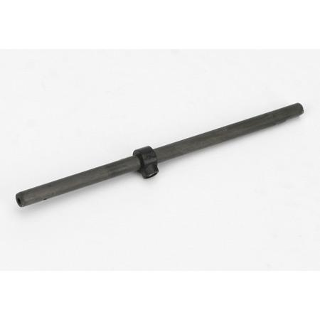 (BLH3507) - Carbon Fiber Main Shaft w/Collar & Hardware: mCP X