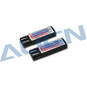 (HBP15002) - 150mAh 3,7V 15C LiPo battery (2pcs)