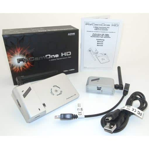 FlyCamOne HD Transmission Set 5.8GHz