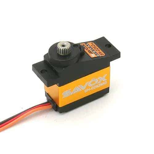 SAVOX SH-0262MG Metal gear digital servo (DS420)