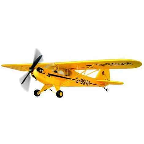 FMS Airplane Big J3 color Yellow