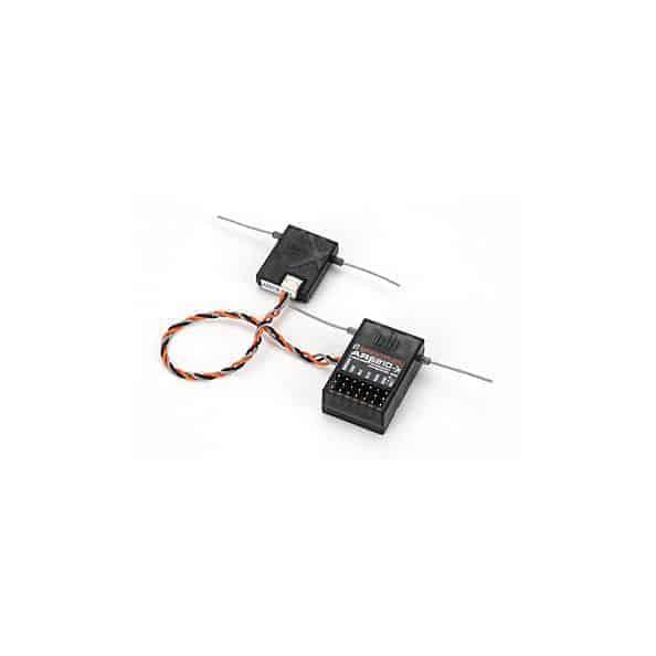AR6210 6-Channel DSMX Receiver by Spektrum