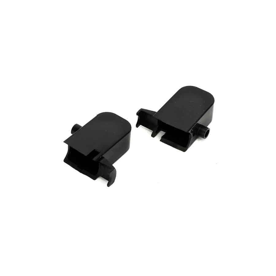(BLH7562) - Motor Mount Cover (2): mQX