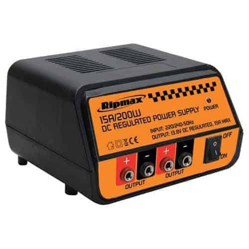 Power Supply 13.8v 15A 200W Euro