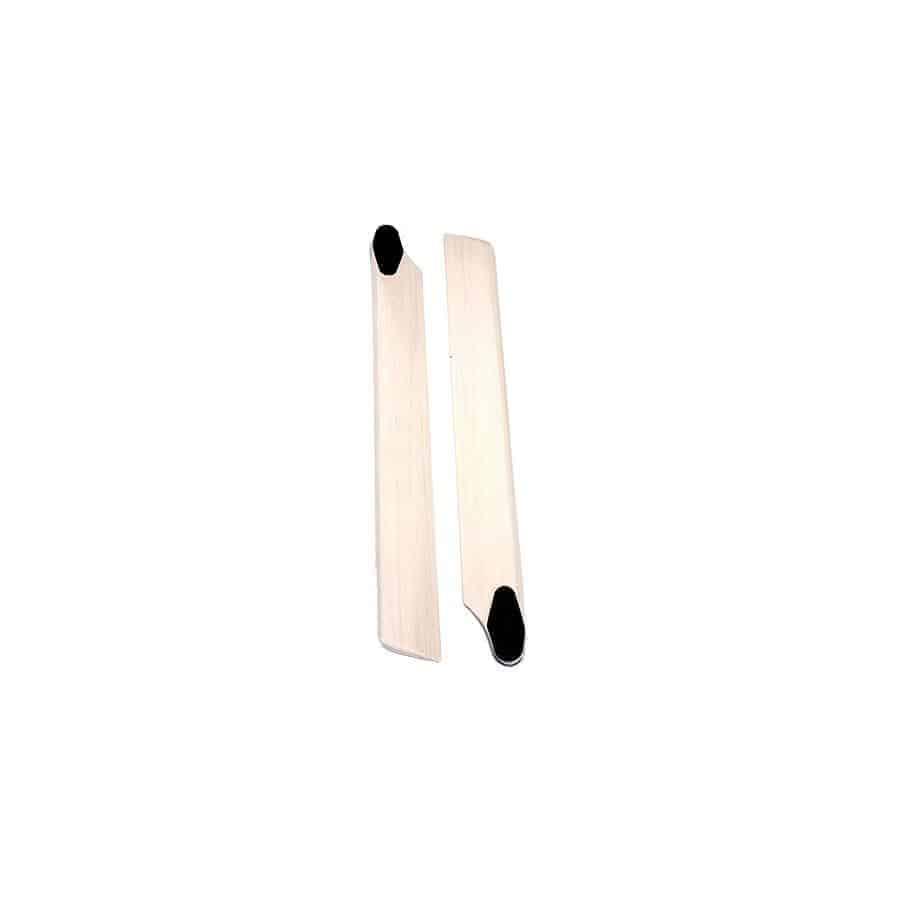 245mm Wood Main Rotor Blade Set: 300 X