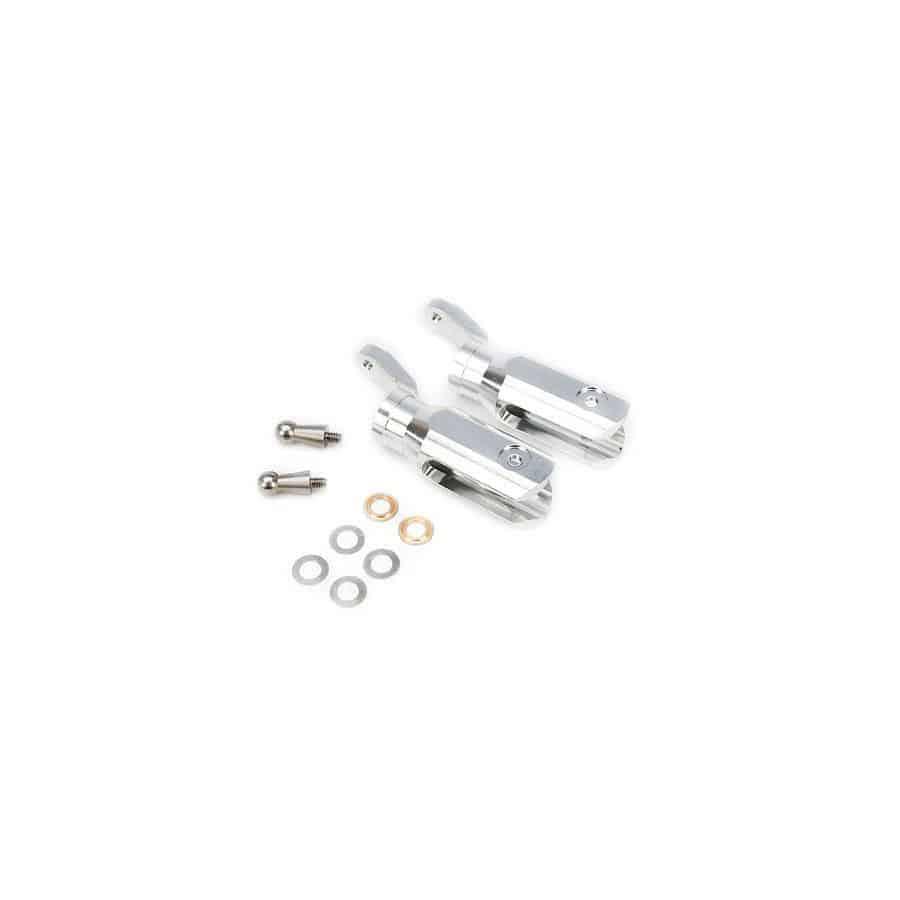 Aluminum Flybarless Main Rotor Grip Set: 300 X