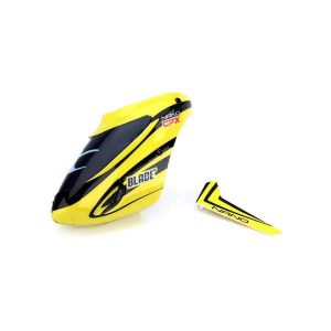 (BLH3318) - Complete Yellow Canopy with Vertical Fin: nCP X