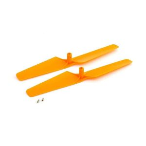 Propeller, Clockwise Rotation, Orange (2): mQX