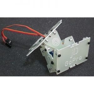 ArduCopter GoPro Camera mount 2 axis