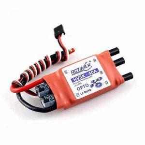 HVSK-40A SimonK Firmware High Voltage OPTO Brushless ESC (2-6S)