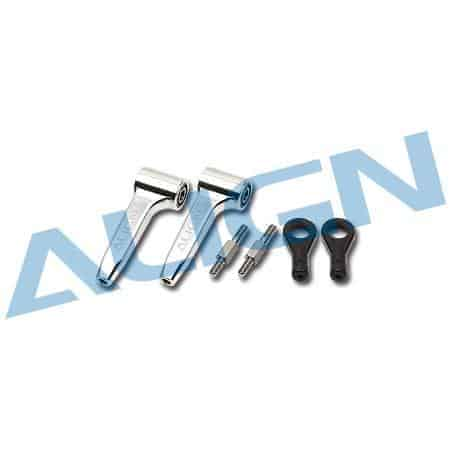 450DFC Main rotor grip arm integrated control link set