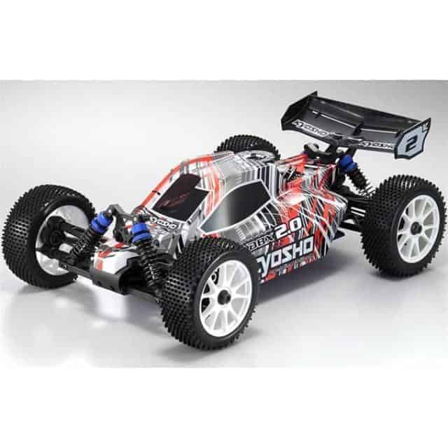 Kyosho DBX 2.0 Buggy Readyset (Red)