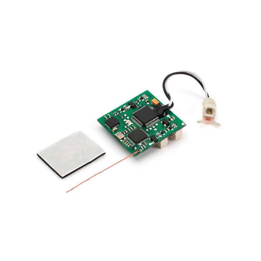 (BLH7601) - 4-in-1 Control Unit, Rx/ESCs/Mixer/Gyros: Nano QX