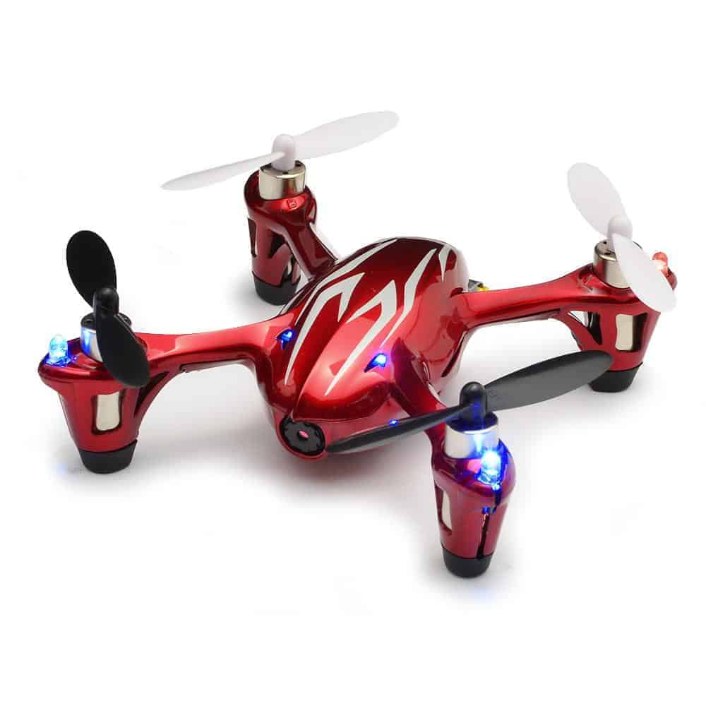 Hubsan X4 Mini Quadcopter RTF 2.4GHz with HD CAMERA