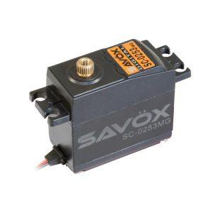 SAVOX SC-0253MG Digital 6Kg (Metal gear)