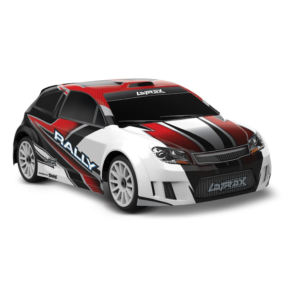 LaTrax Rally – 1/18 Scale 4WD Rally Car (by Traxxas)