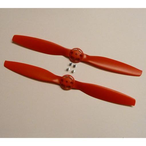 (BLH7821B) - Prop, CW & CCW Rotation, Red: 350 QX