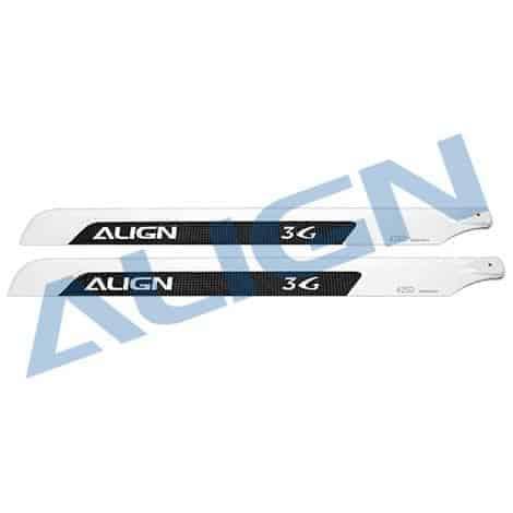(HD420E) - 425D 3G Carbon Fiber Blades